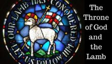 The Throne of God and the Lamb